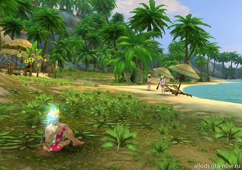 Тропический Атолл